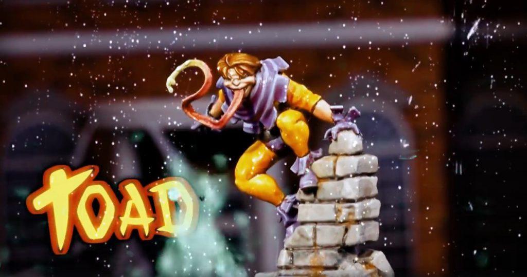 Marvel Crisis Protocol X Men Hermandad Mutante Toad
