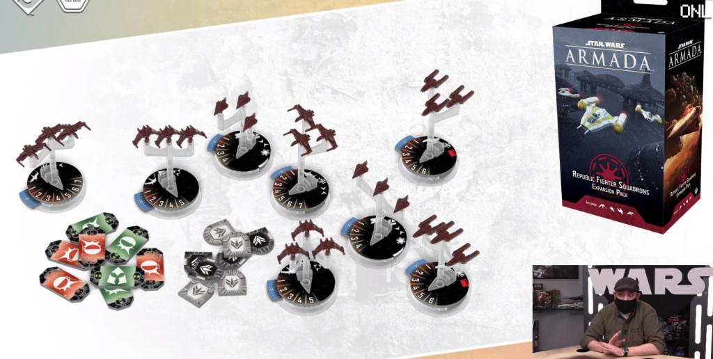 fantasy flight games inflight report star wars Armada Separatists Fighter Squadron