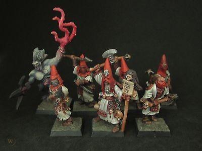 Mordheim banda Culto de los Poseídos