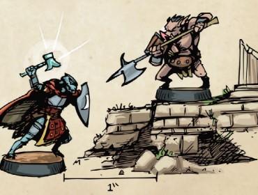 relicblade attacking