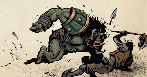 Relicblade, Battle Pig atacando