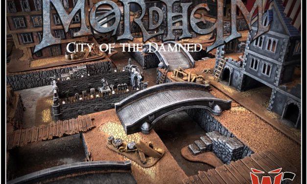 Cómo jugar Mordheim: La Ciudad de los condenados (Bandas del manual Básico)