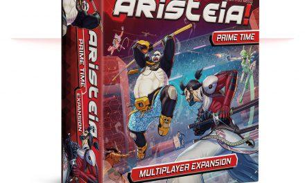 Llega Aristeia! Prime Time modo multijugador