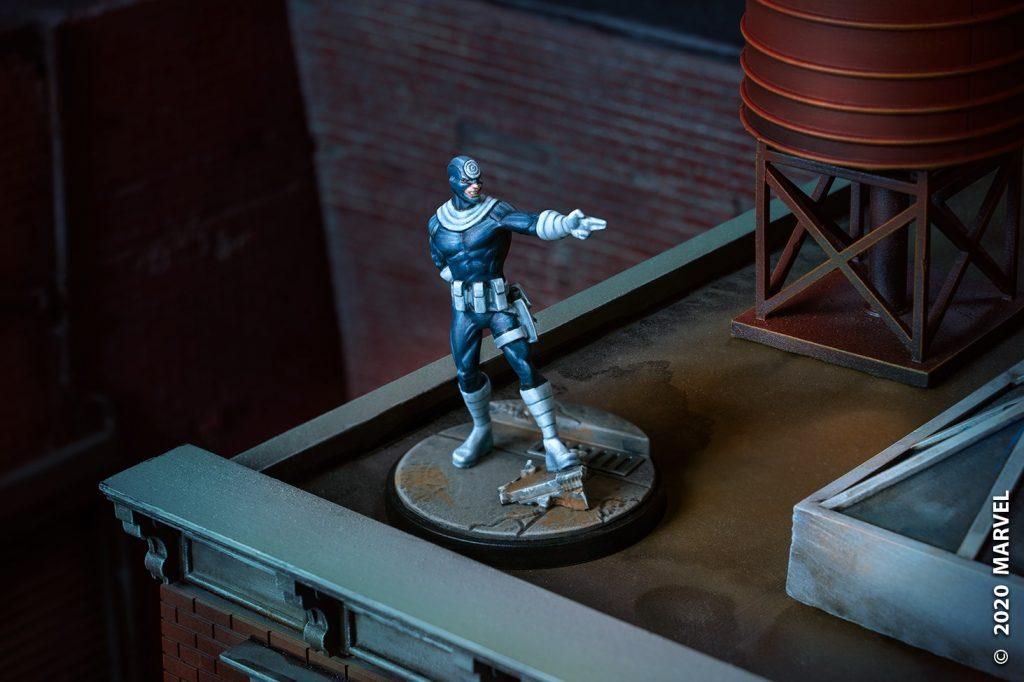 Atomic Mass Games Marvel Crisis Protocol Bullseye