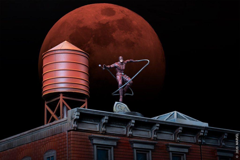 Atomic Mass Games Marvel Crisis Protocol Daredevil