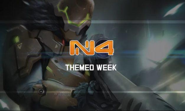 Infinity N4, Starmada, Kosmoflot, White Company. Resumen Infinity Week