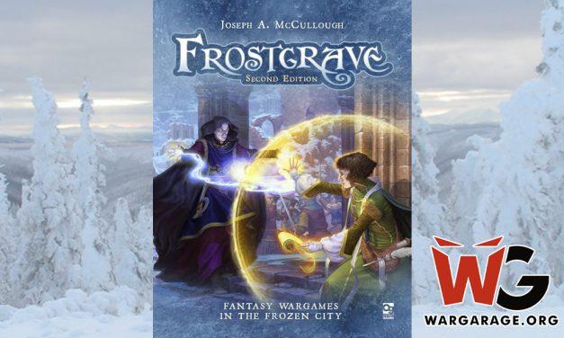 Frostgrave Segunda Edición, principales cambios que trae