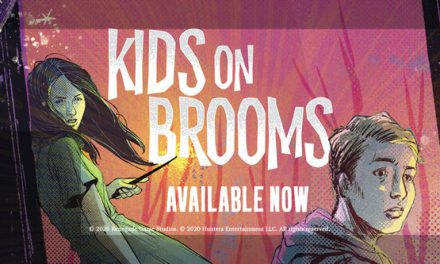 Kids on Brooms, Juego de rol de magia estilo Harry Potter