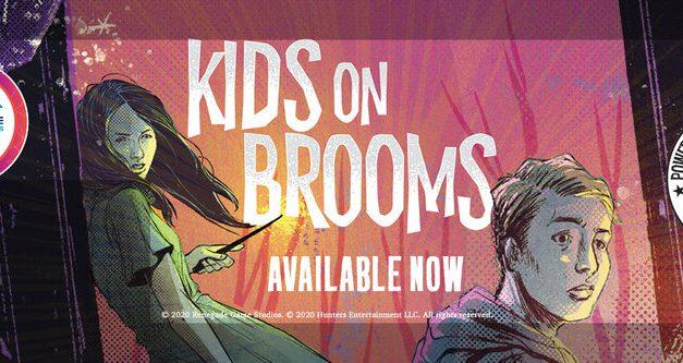 Kids on Brooms, Juego de rol de magia estilo Harry Potter