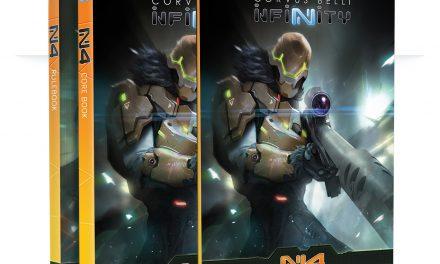 Infinity The Game N4 reseña  de este juego de miniaturas futurista
