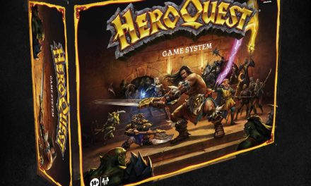 HeroQuest Game System, el esperado retorno de una leyenda (crowdfunding)