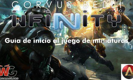 Infinity The Game: guía de inicio al juego de miniaturas