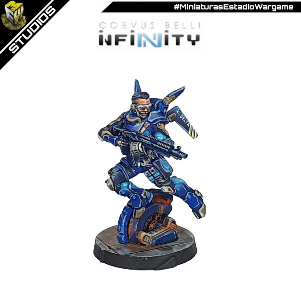 Infinity The Game N4 O-12 Delta