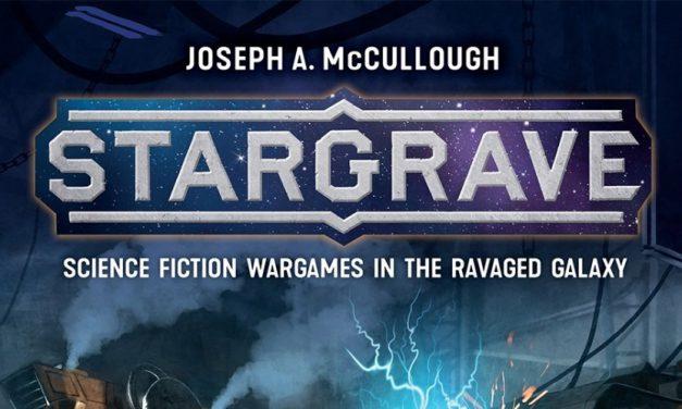 Stargrave, el hermano scifi de Frostgrave, anuncio, miniaturas y más