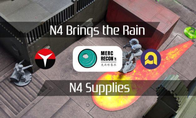 Infinity N4: Trae la Lluvia de Fuego. Reporte de Batalla y reseña