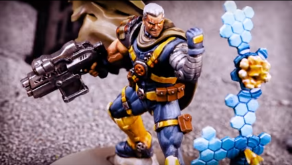 Atomic Mass Games Marvel Crisis Protocol Cable