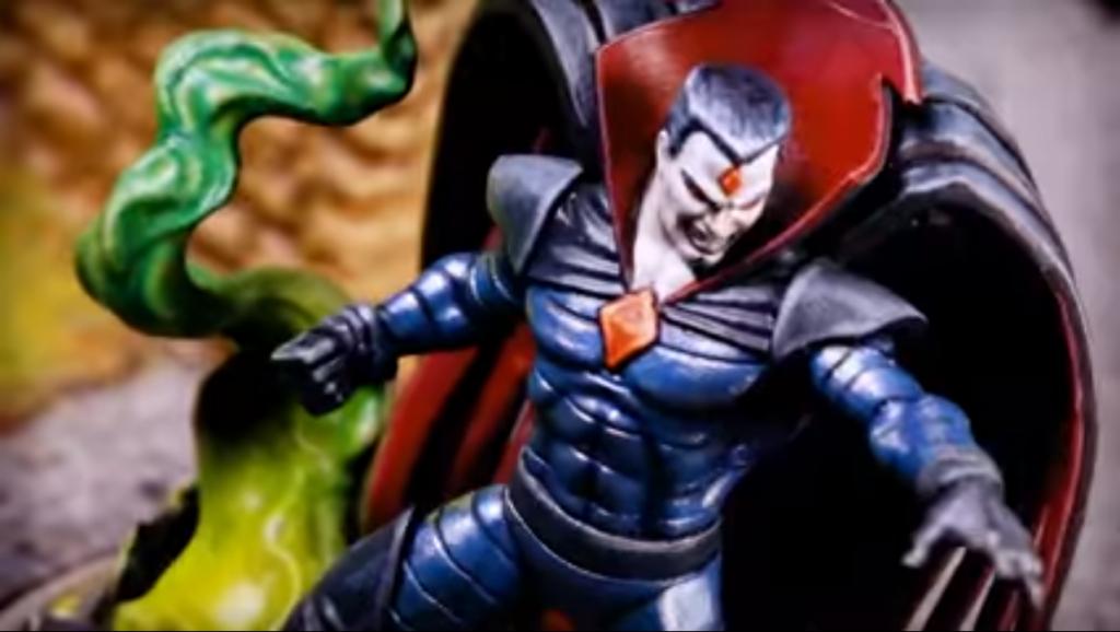 Atomic Mass Games Marvel Crisis Protocol Mister Sinister