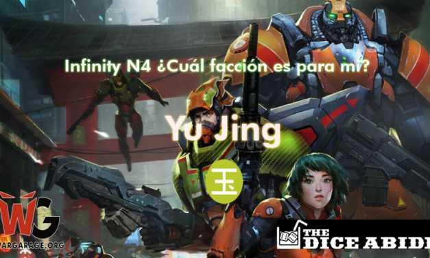 Infinity N4 ¿Cuál facción jugar? Yu Jing