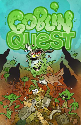 8 de los mejores juegos de rol narrativos con de reglas ligeras para principiantes Goblin Quest