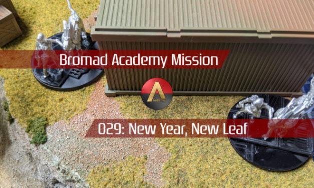 Infinity N4 Misión 029: Nuevo año, nueva hoja