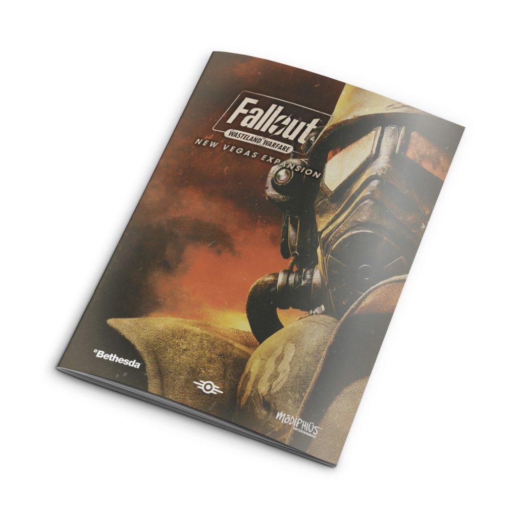 Fallout: Wasteland Warfare New Vegas Reglamento