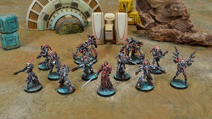 Fuerza de contacto Ónice (Onyx) ejército combinado