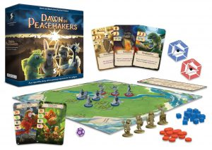 Components Dawn of Peacemakers preview