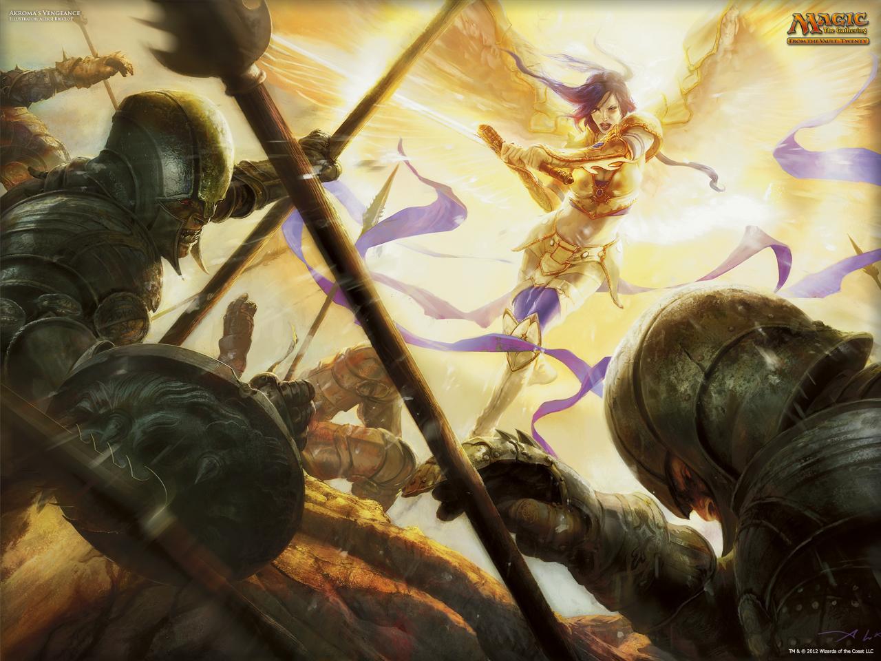Las Políticas contra el acoso de Wizards of the Coast (WotC) caen como un rayo de justicia de Akroma