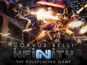 Infinity RPG (The Roleplaying Game)