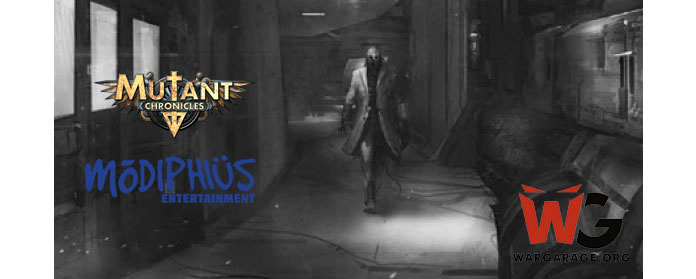 Mutant Chronicles RPG Living Campaign