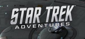 Star Trek Adventures RPG portada