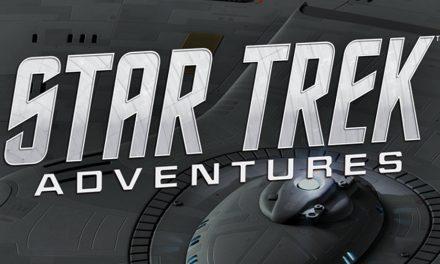 COMBATE Y NAVES EN STAR TREK ADVENTURES RPG RESEÑA