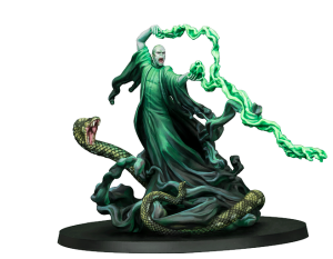 Voldemort, miniatura exclusiva de pre-venta para Harry Potter Miniatures Adventure Game