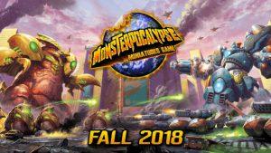 Monsterpocalypse Juego de Miniaturas Regresa
