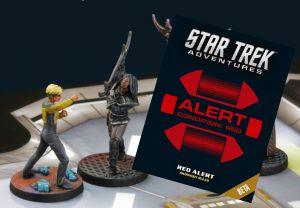 Star Trek Adventures Red Alert