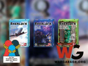 Misterios Q Sherlock Spiel des Jahres
