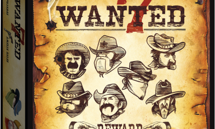 Wanted 7 hire bandits for protection in the Wild West (review)