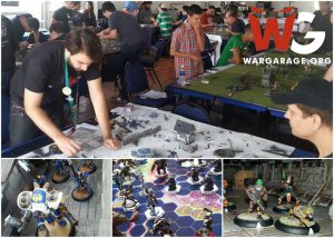 Los Juegos de escaramuzas (skirmish wargames) son una excelente opción para pasar tiempo en familia