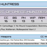 Dart, Optimate Huntress