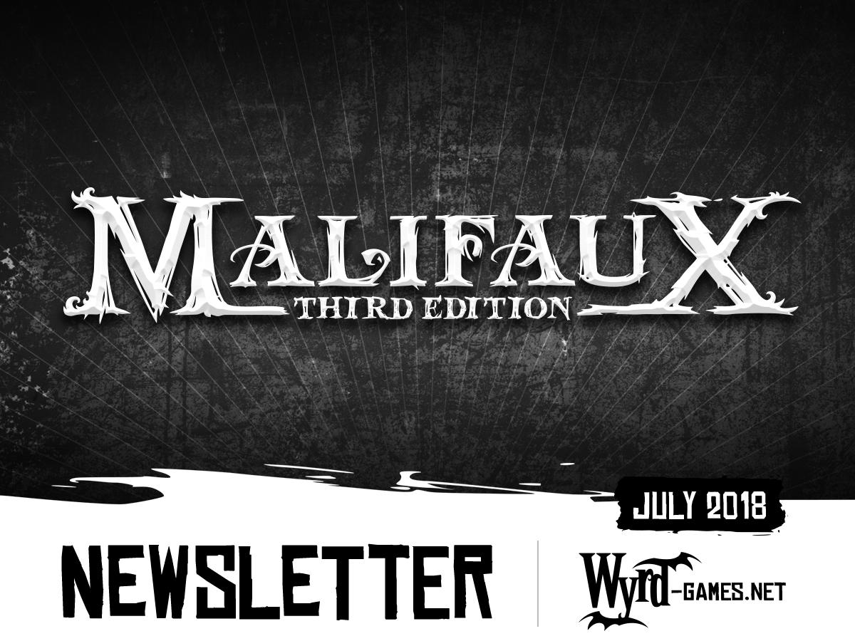Viene Malifaux Tercera Edición