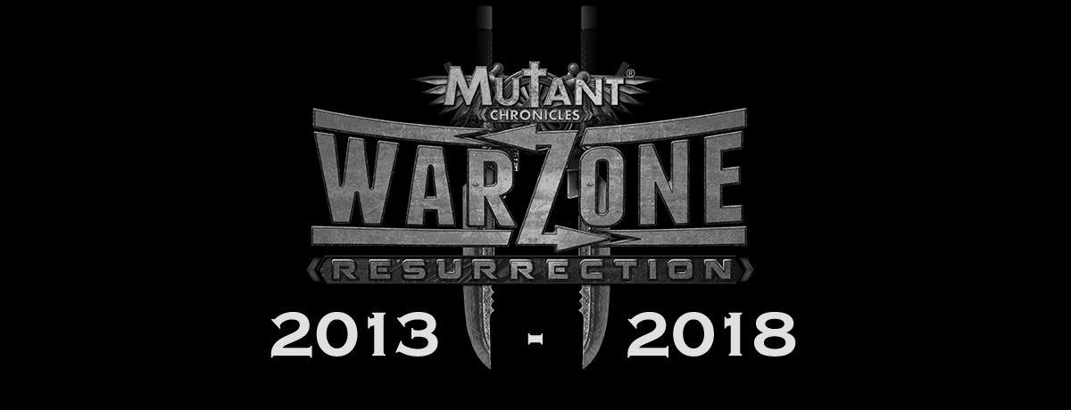 Warzone Resurrection ha muerto