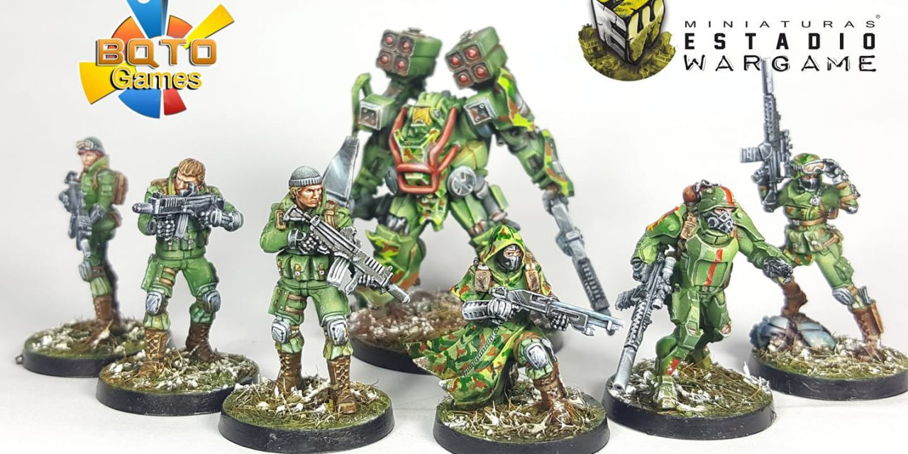 Infinity Operation: Coldfront, Tartary Army Corps TAK, analysis (+strategies)