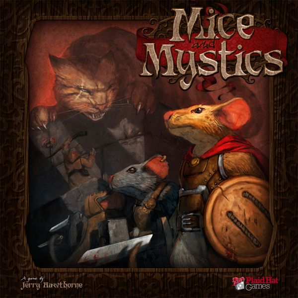 Mice and Mystics caja portada