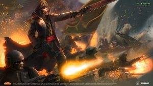 Games Workshop Warhammer 40000 Astra Militarum