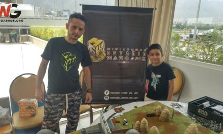 Entrevista a Miniaturas Estadio Wargame – Jugando en Serio