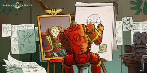 Angels of Death Serie animada de Warhammer 40,000