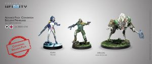 Infinity Operation: Coldfront Advance Pack