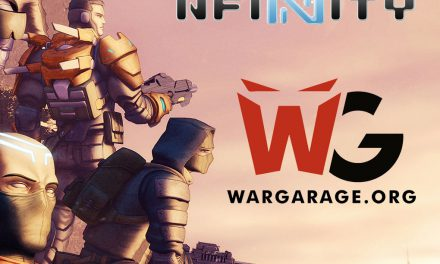 Writing contest of Infinity the Game at Wargarage.org