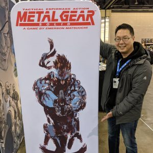 Metal Gear Solid board Game announcement