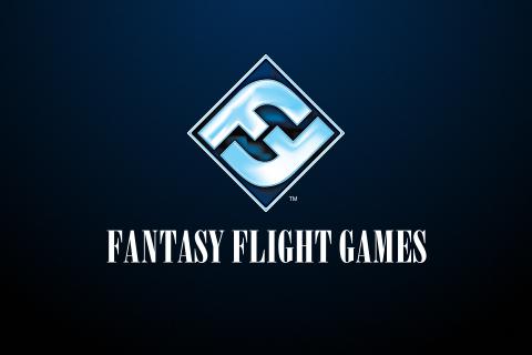 Fantasy Flight Games (FFG) logo